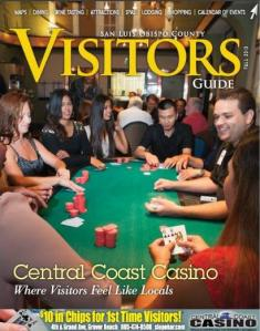 SLO County Visitors Guide - Summer 2013