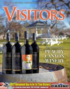 SLO Visitors Guide Spring 2014