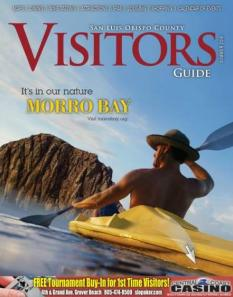 SLO County Visitors Guide Magazine