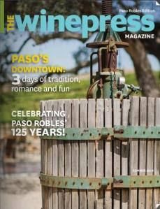 WinePress Summer 2014